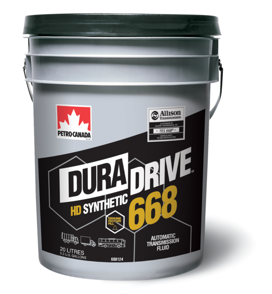 Petro-Caanda Duradrive HD Synthetic 668